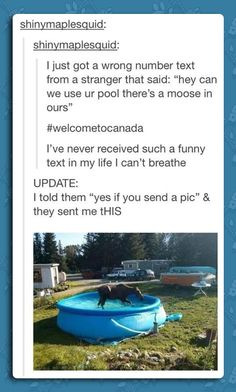 This Only Happens In Canada