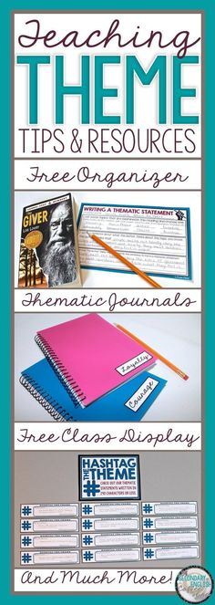 Help your students master the art of identifying and analyzing theme in literature with these tips and resources!  Included in the post are 2 FREE downloads that you can use immediately! (by Presto Plans)