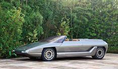 1980 Lamborghini Athon Concept Car