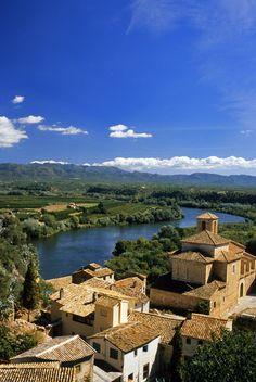 Miravet, el rey del Ebro