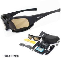 2ed916f5cca Tactical X7 Glasses Military Goggles Army Sunglasses With 4 Lens Origi –  Miltact.com Airsoft