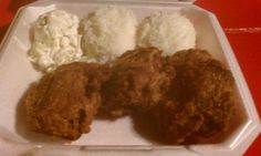Fried Chicken Plate | Yelp