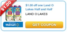 NEW***Quick print this Land O Lakes Half and Half coupon! It will go quick!!!  - http://extremecouponprofessors.net/2013/06/newquick-print-this-land-o-lakes-half-and-half-coupon-it-will-go-quick/