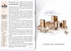 Santa Nostalgia: Cadernos Âmbar - Castelos de Portugal