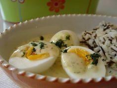 What's For Lunch Honey? | Experience Your Senses: Mustard Eggs - Senf Eier
