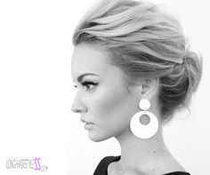 Add a bit of volume with the right products for an amazing updo for fine, thin hair. Check out our new System Design Updo+