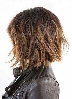 Short Bob Hairstyles 2018 Thick Hair