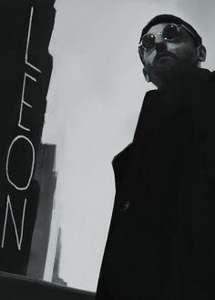 Leon The Professional film art