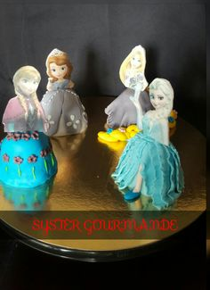 Mini princesse  cake