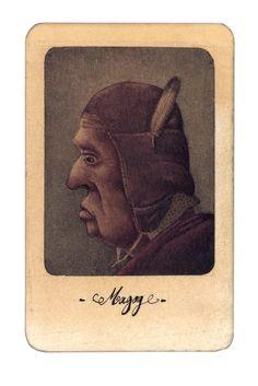 Magoge, UNE BIBLE by Rébecca Dautremer (b1971; Gap, South of France, Hautes Alpes)