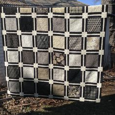 How to Make an Easy Quilt (That Looks Complicated!)