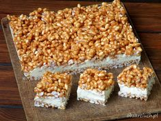 Minecraft Food, Cake Recipes, Dessert Recipes, Banoffee Pie, Sweets Cake, My Dessert, Polish Recipes, Slow Food, I Foods