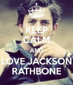 Love Jackson Rathbone