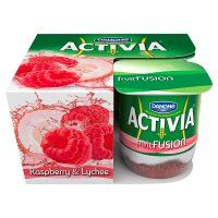Yogurt || Fruit Fusion- Raspberry & Lychee