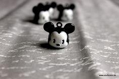 Glöckchen Mouse und viele andere neue Artikel von stoffkleks auf http://de.dawanda.com/shop/Stoffkleks