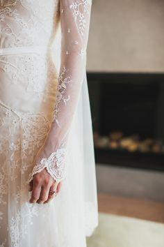 Wedding Dress: Inbal Dror - http://www.stylemepretty.com/portfolio/inbal-dror-3 Photography: Mr Haack - www.mrhaack.com/   Read More on SMP: http://www.stylemepretty.com/2014/05/19/bohemian-glamour-in-northern-california/