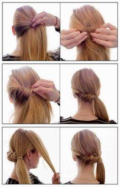 Descubre los peinados más originales y fáciles para usar en la escuela.   peinados para la escuela   peinados fáciles paso a paso   #peinados #cabello
