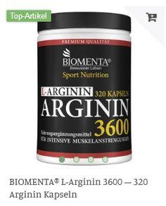 Erhältlich im onlineshop von biomenta.de mit 15% Cashback für KGS Partner Lunges