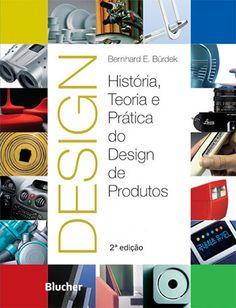 Capa de DESIGN - História, Teoria e Prática do Design de Produtos