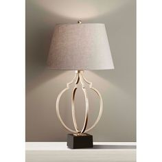 Found it at Wayfair - Grandeur One Light Table Lamp in Ebonized Silver Leaf Buy Lamps, Light Table, Beautiful Homes, Lighting, Table Lamps, Home Decor, House Of Beauty, Decoration Home, Lightbox
