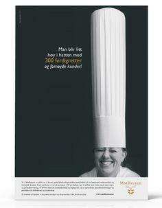 Høy i Hatten annonse, Matbørsen
