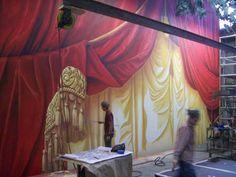 Olio curtain