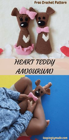 Did you ever watch Mr Bean on tv? An English tv series about a grown guy with the juvenile tendencies? Then you would know Teddy- his BFF, Bear Friend Forever. He is the inspiration behind this Heart Teddy Amigurumi. And if you know Teddy, you would also know Lottie, his teddy girlfriend. Ha! I used to watch the tv series when I was much younger, then after I had our sons I saw that there was a cartoon series- how[Read more]