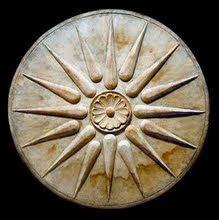 Η ΛΙΣΤΑ ΜΟΥ: Οι μυστικοί συμβολισμοί του 16άκτινου ήλιου της Βε...
