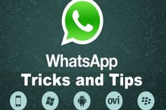 10 Whatsapp Tricks You Probably Didn't Know