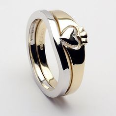 I want a new claddagh ring, for a new era of relationships