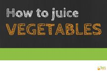 How to juice vegetables. Information on Juicing including great vegetable recipes, all via The Juice Chief