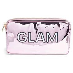 10 Best Makeup Bags | Rank & Style Large Toiletry Bag, Holographic Makeup, Diy Makeup Bag, Makeup Essentials, Cosmetic Bag, Best Makeup Products, Pouch, Cosmetics, Shoulder Bag