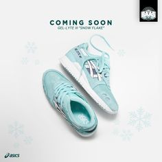 "Asics Gel-Lyte III ""Snow Flake"" 