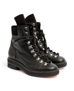 Grunge Hiking Boots
