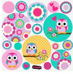 Baby Shower Ideas For Girs Purple Theme Candy Bars 15 Ideas For 2019 To Do Planner, Owl Classroom, Classroom Clipart, Owl Wallpaper, Purple Themes, Owl Cartoon, Themes Free, Bottle Cap Images, Baby Girl Birthday