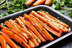 Bluff Cove Olive Oil Co.: Sweet and Spicy Carrots Oven Roasted Carrots, Healthy Holiday Recipes, Healthy Snacks, Holiday Foods, Carrot Fries, Comida Keto, Curry Spices, Carrot Recipes, Vegetarian Recipes