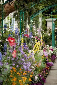 The Good Seed: Gardening Like Monet