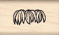 Roof Rubber Stamp  34 inch x 114 inches * To view further for this item, visit the image link.
