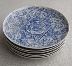 USSR Russian LFZ Lomonosov Porcelain Set of 6 Pieces of Plates | eBay