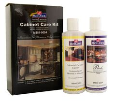 Mohawk Finishing Products Cabinet Care Kit This Supplies You With The Tools Need To Successfully Maintain Showroom Earance Of Your
