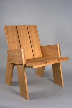 """Terras stoel """"Zitgoed staat nog beter"""""""
