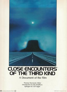 Close Encounters Of The Third Kind Document of the Film For Sale Melinda Dillon, 80s Sci Fi, Close Encounters, Carl Sagan, Ares, Steven Spielberg, Film Books, Films, Movies