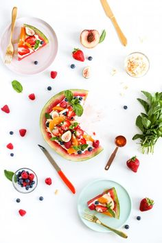 Watermelon Fruit Piz