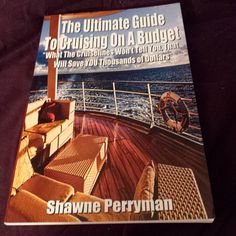 Got my proof in the mail today & it looks like I'm ready to hit that publish button. Who's ready to save thousands while cruising? #Shawnesaid #IAmAnAuthor #TravelIsMyLife