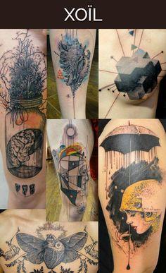 Amazing tattoo artists. - Imgur
