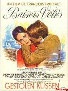 TRUFFAUT-1968-Baisers-voles-Besos-robados-