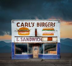 Really loving the Western Realty photo series by Ed Freeman! The photos are digitally altered to make decaying buildings that might normally appear in more urban settings even more isolated and dramatic…like a rural mirage. (via Miss Moss) Minimal Photography, Urban Photography, Pinterest Photography, Color Photography, William Eggleston, Abandoned Buildings, Abandoned Places, Ed Freeman, Photo Ed