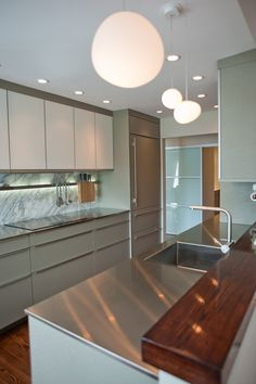 Leicht Kitchen By Dave Perry