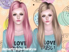 Hair143 by YOYO • Sims 3 Downloads CC Caboodle