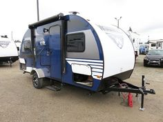 HaylettRV.com - 2017 Winnebago Minnie Drop 1780 Ultralite Tear Drop Travel Trailer - YouTube